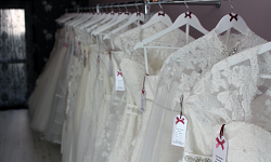 Selection of Wedding Dresses